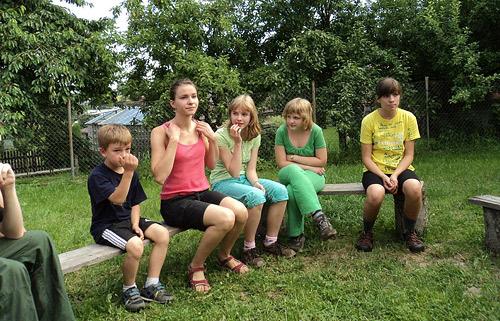 Daňkovice tábor