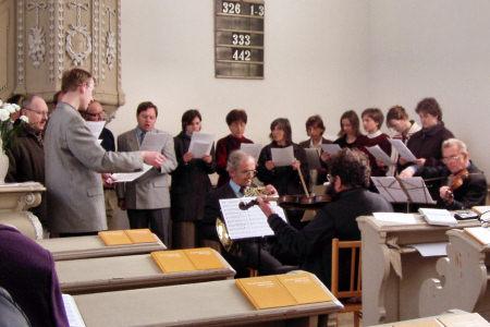 Velikonoční koncert