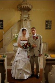 Svatba Lukáše a Žanety Férových