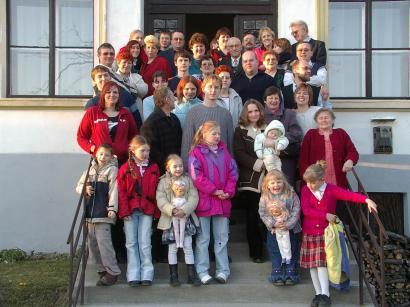 Rodinná oslava