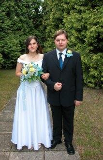 Svatba Miroslava a Marty Soukupových